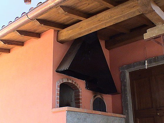 Pizzaofen Toskana Agriturismo