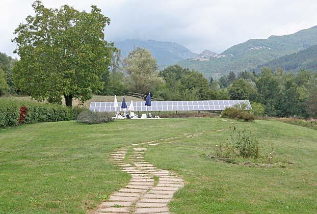 Garten Toskana Agriturismo