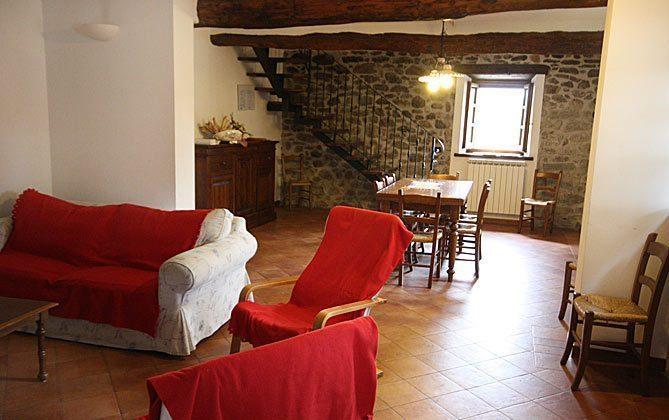 Wohnzimmer Toskana Agriturismo