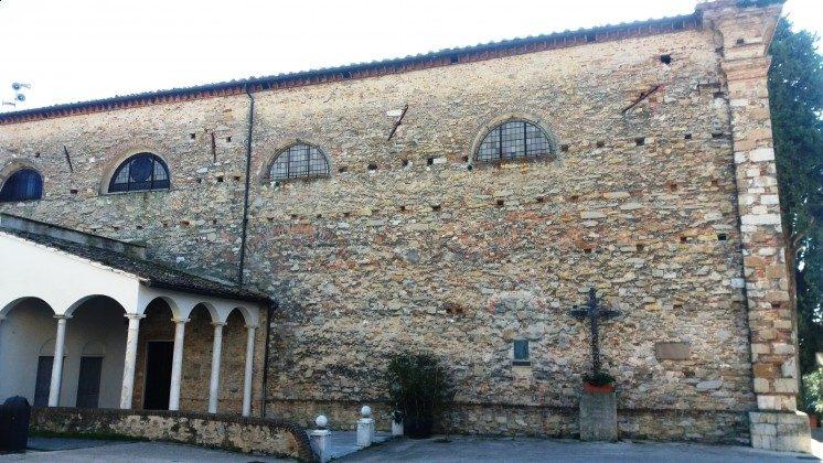 Bargecchia church