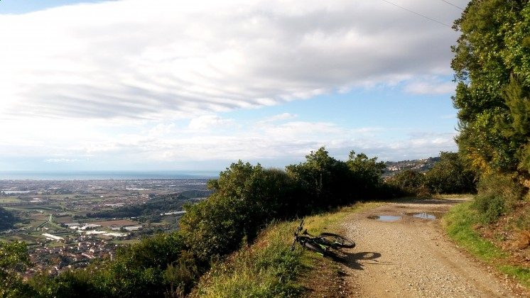 """The """"Panoramica"""" path"""