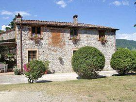 Bild 2 - Toskana San Martino in Freddana Ferienhaus Colo... - Objekt 94957-2