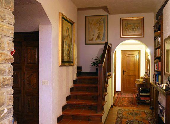 Toskana Villa Marino Flur