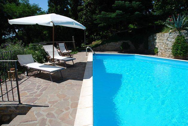 Toskana Villa Marino Gemeinschaftspool