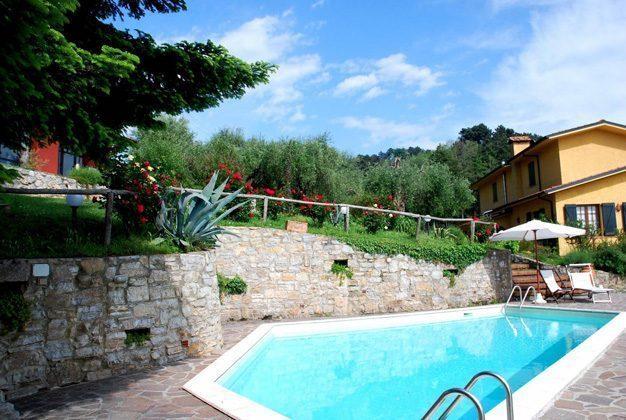 Toskana Ferienanlage Marino Villa Marino