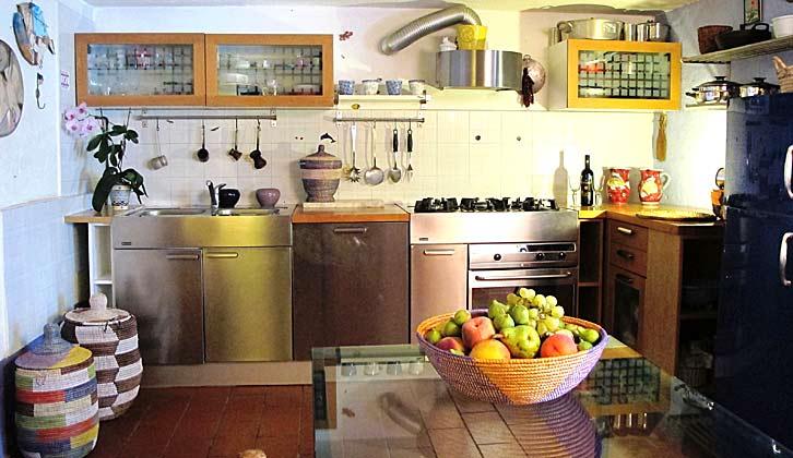 Toskana Villa Marino Küche