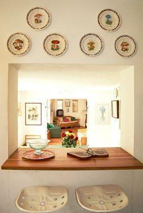 Essplatz Küche Toskana Ferienhaus 21761-4