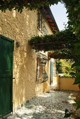 Außenansicht Toskana Ferienhaus 21761-4