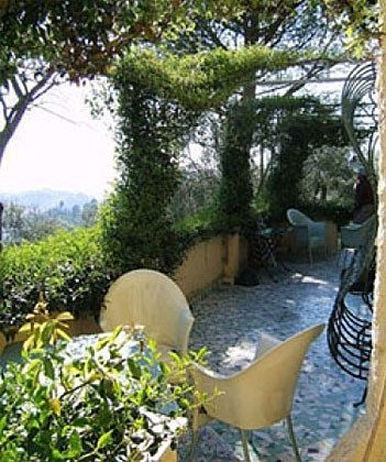 Terrasse  Toskana Ferienhaus 21761-4