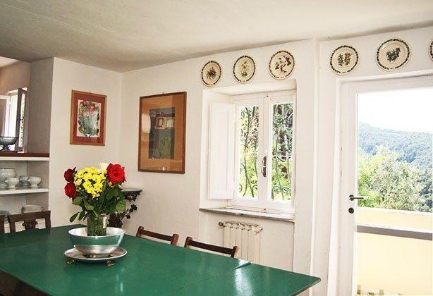 Esszimmer Toskana Ferienhaus 21761-4