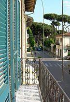 Ferienhaus 21761-5 in Viareggio Balkon
