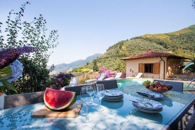 Terrrassse Ferienhaus in der Toscana Ref 31373-1