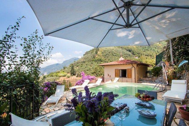 Balkon Ferienhaus in der Toscana Ref 31373-1
