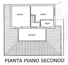 Grundriss Ferienhaus in der Toscana Ref 31373-1