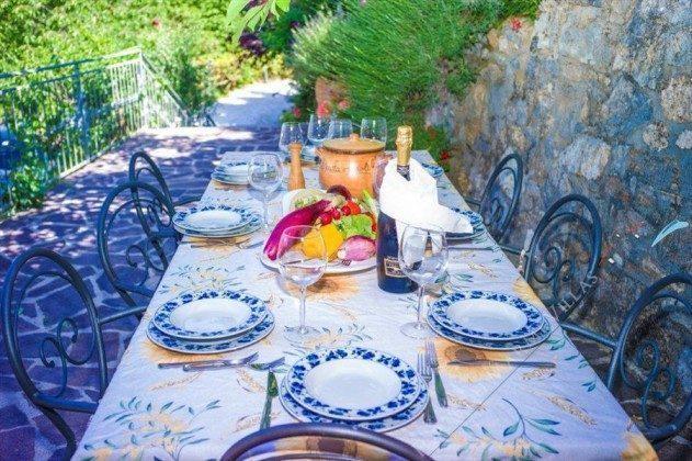Terrasse Ferienhaus in der Toscana Ref 31373-1