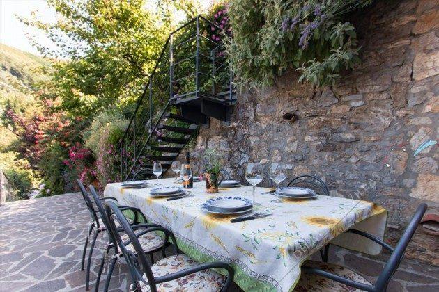 Essplatz Garten Ferienhaus in der Toscana Ref 31373-1