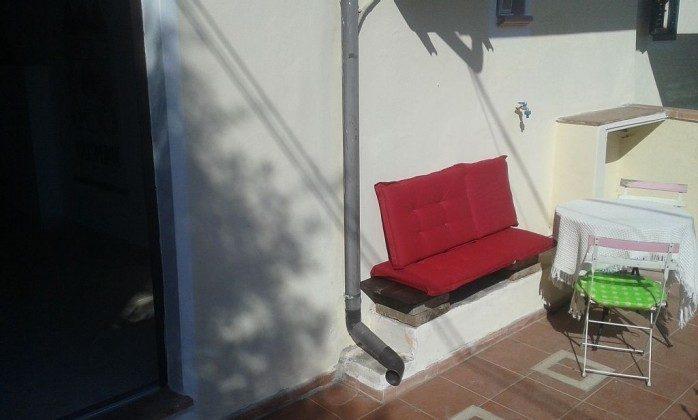 Toskana Apartment Ref. 7160-2 - Balkon vor Kinderzimmer
