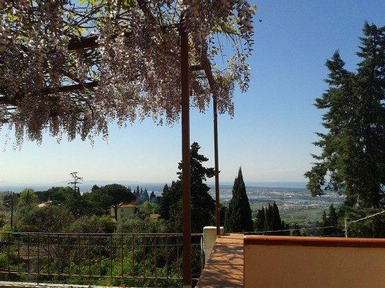 Toskana Apartment Ref. 7160-2 - Terrasse rechts