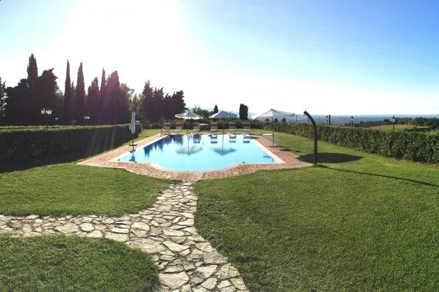Ferienhaus Toskana mit nahegelegener Tennisanlage