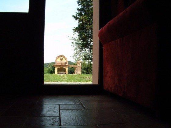 Toskana Castellina Marittima Ferienhaus Casa Roberto Bild 9