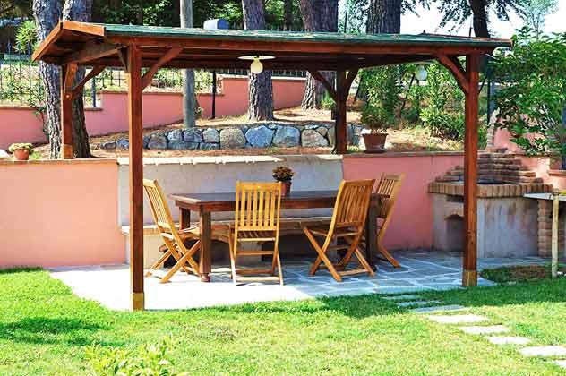 Bild 3 - Toskana Castellina Marittima Ferienhaus Casa Pa... - Objekt 88080-2