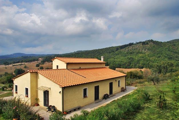 Landhaus Ref. 144294-1 Außenansicht Ferienvilla