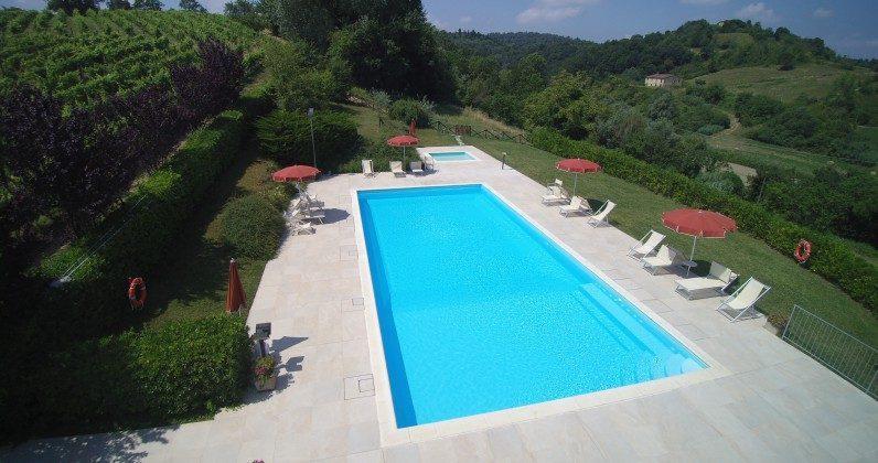 Toskana Weingut Ref.1802 Pool