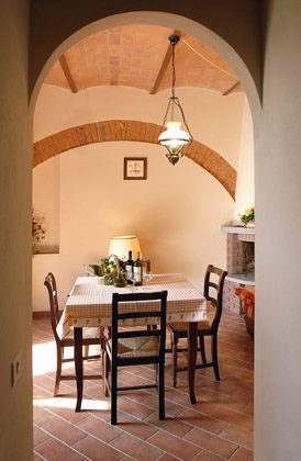 Toskana Weingut Ref.1802 Biancospino Essbereich