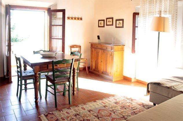 Il Papavero Ferienhaus Malacarne bei Volterra