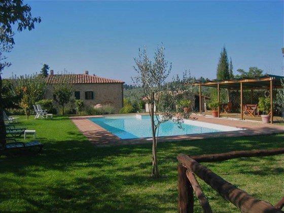 Toskana Ferienhaus Malacarne bei Volterra