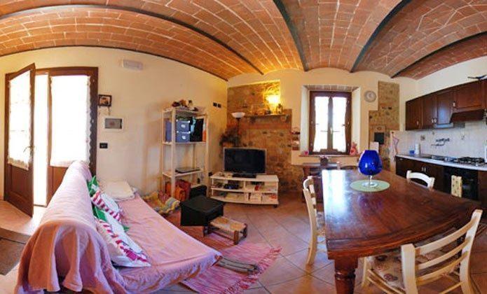Bild 19 - Agriturismo Toskana Ferienwohnung Luigi Objekt 2810-1