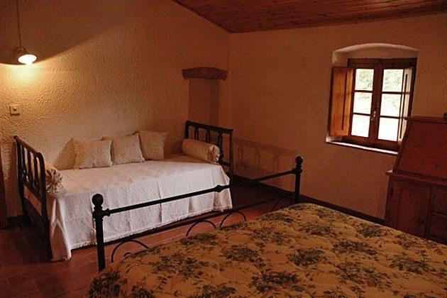 Schlafzimmer 2 Toscana Landhaus im Val di Cecina Ref 30612-1
