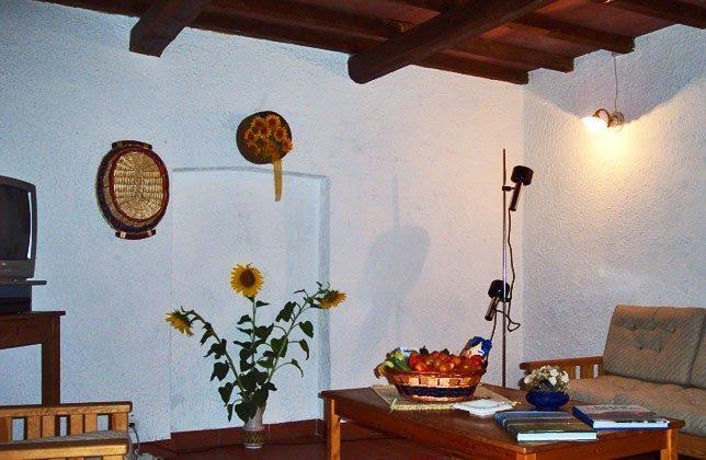 Wohnzimmer Toscana Landhaus im Val di Cecina Ref 30612-1