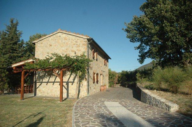 Terrasse Toscana Landhaus im Val di Cecina Ref 30612-1