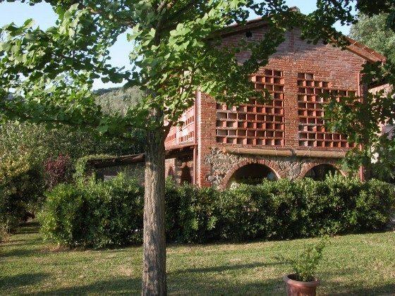 Ferienwohnung Toskana mit nahegelegener Tennisanlage