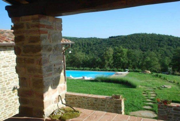 Blick Siena Ferienhaus Ref. 162283-6