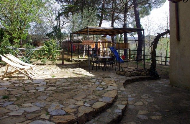 Scoiattolo Ferienwohnung 3013 in der Toskana Riccio_Typ A1