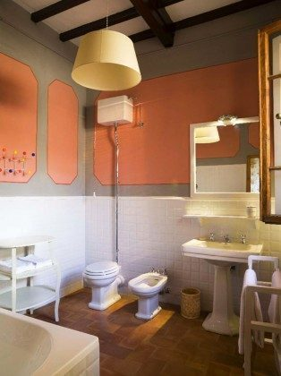 Bad - Ferienhaus Toskana im Chianti-Gebiet Ref 22649-12