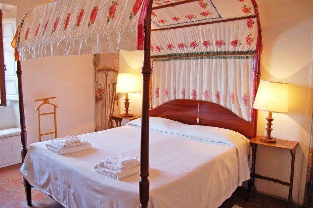 Doppelbettschlafzimmer - Ferienhaus Toskana im Chianti-Gebiet Ref 22649-12