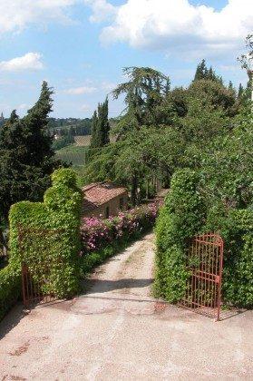 Garten - Ferienhaus Toskana im Chianti-Gebiet Ref 22649-12