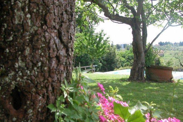 Garten mit Pool - Ferienhaus Toskana im Chianti-Gebiet Ref 22649-12