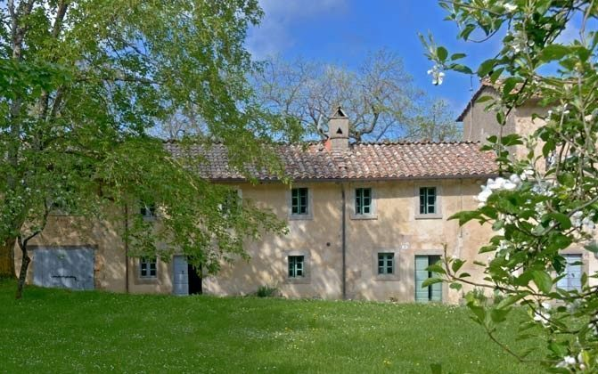 Ferienhaus 22649 - 2 - Vivo d'Orcia -  Garten
