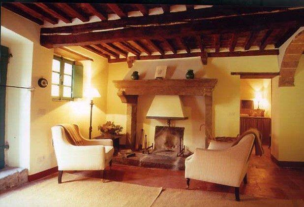 Ferienhaus 22649 - 2 - Vivo d'Orcia - wohnbereich