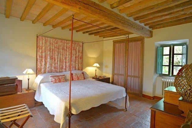 Ferienhaus 22649 - 2 - Vivo d\\\'Orcia - Schlafzimmer