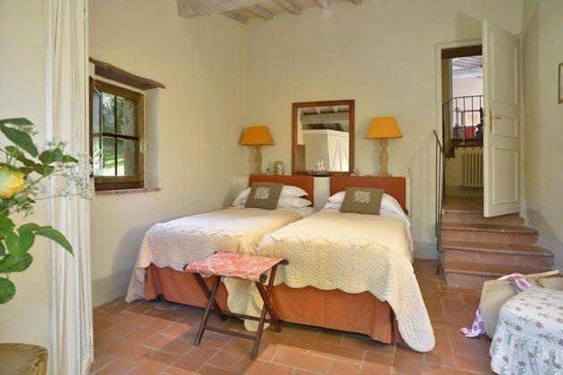 Toskana Ferienhaus 22649 - 3 - Schlafzimmer