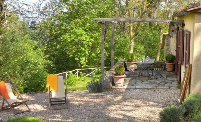 Toskana Ferienhaus 22649 - 3 - Terrasse