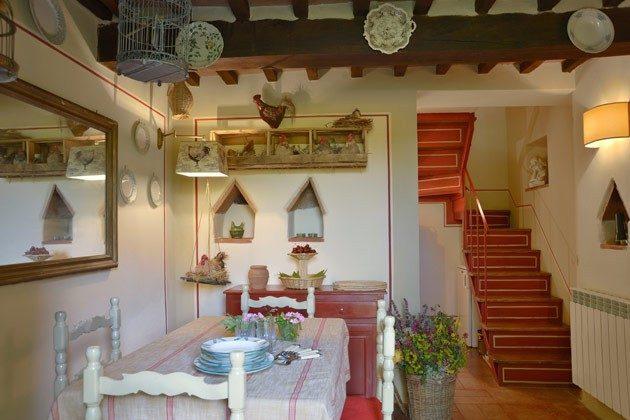 Toskana Ferienhaus 22649 - 6 - Essbereich