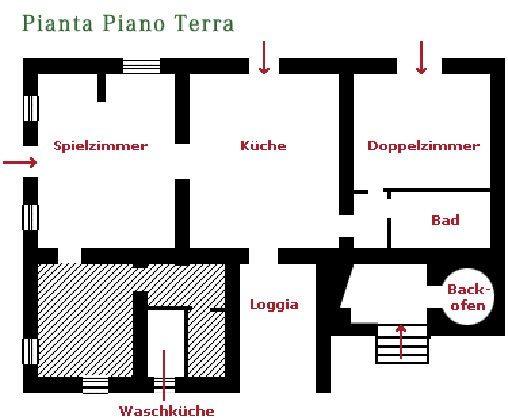 Toskana Ferienhaus 22649-7, Grundriss, EG