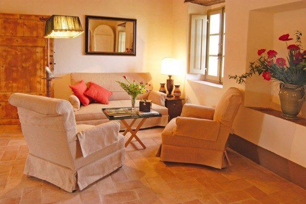 Toskana Ferienhaus 22649-7 - Wohnzimmer
