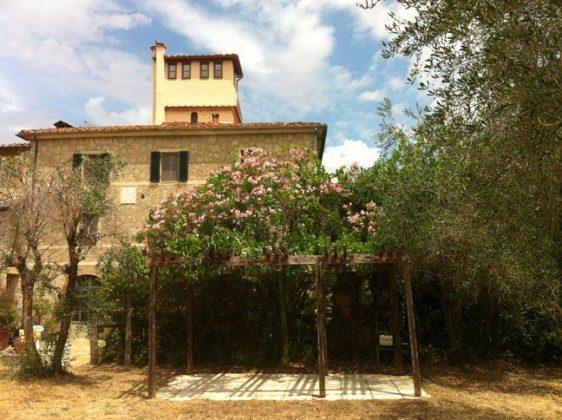 Toskana/Siena/Poggio Al Lupo - Objekt 130576-1